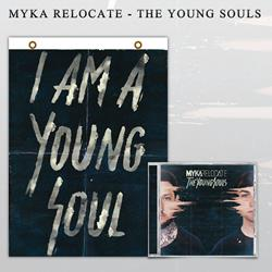 Myka, Relocate - The Young Souls Flag Bundle