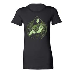 Dusk Black Girl's T-Shirt