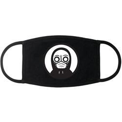 Circle Black Mask