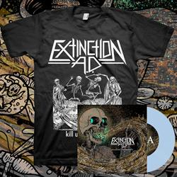 Extinction A.D. Tee/7 Inch Bundle