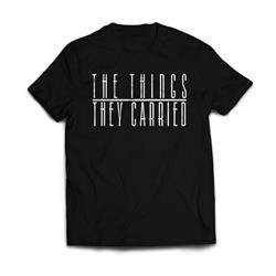 The Things They Carried Logo Black T-Shirt