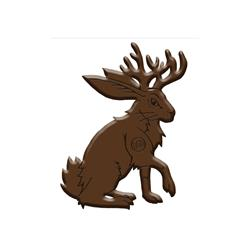 Chocolate Jackalope