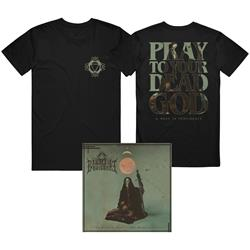 The Blvck Sun || The Blood Moon CD + T-Shirt