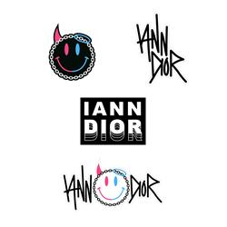 Logo Sticker Set