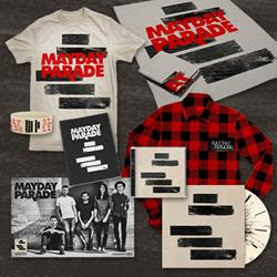 Mayday Parade - Black Lines - Bundle 10