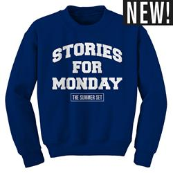 Collegiate Royal Blue Crewneck