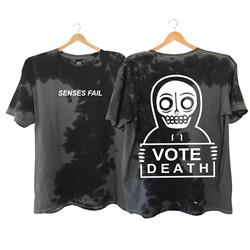 Vote Death Custom Dye
