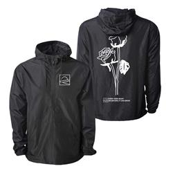 Every Seed Must Die Black Windbreaker