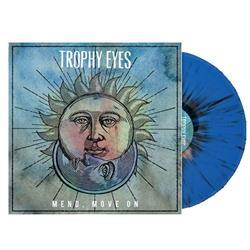 Mend, Move On Turquoise W/Heavy Black Splatter LP