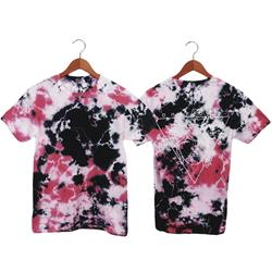 Dispose Black/White/Pink Custom Dyed