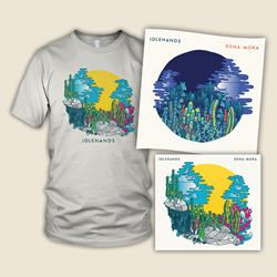Dena Mora CD + T-Shirt + Litho Bundle
