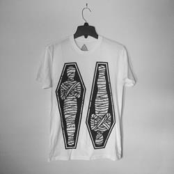 Dead End Threads Collab Entombed White