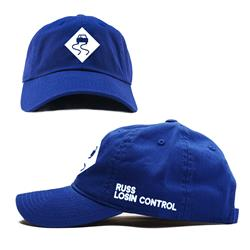 Losin Control Royal Blue