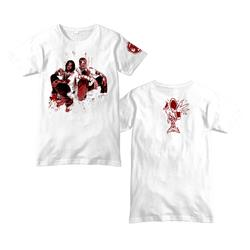 Hell's Pit Bloody White