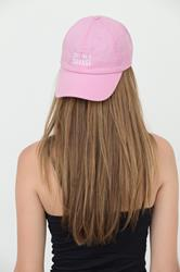 But I'm A Savage  Pink Dad Hat