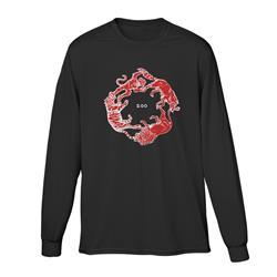 0e539b74fd1 Russ Zoo Black Long Sleeve Shirt