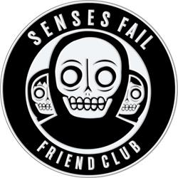 Friend Club Enamel Pin