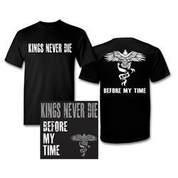 Before My Time Tee + Single
