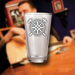Get Hammered Pint Glass