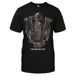 Bones Black T-Shirt