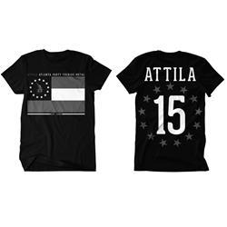 Atlanta Party Metal Black