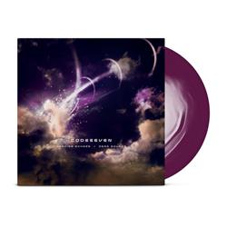 Dancing Echoes / Dead Sounds White In Purple Color-In-Color