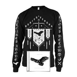 Vultures Above, Lions Below CD + Long Sleeve