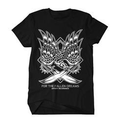 Eagle & Swords Black