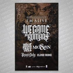 I'm Alive Tour