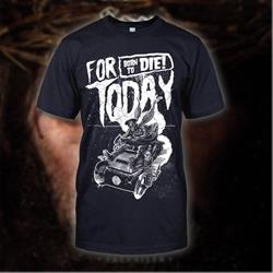 Born To Die Blue T-Shirt