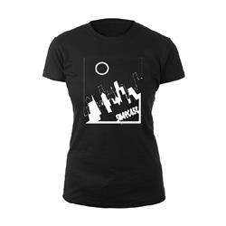 'City Scape' Girl Shirt