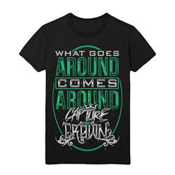 *Limited Stock* What Goes Around Black
