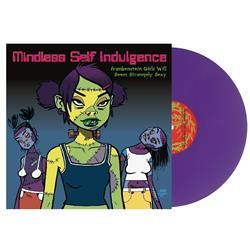 Frankenstein Girls Will Seem Strangely Sexy LP LIMITED PURPLE