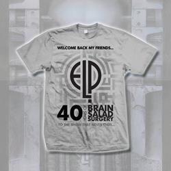 Maze Silver T-Shirt