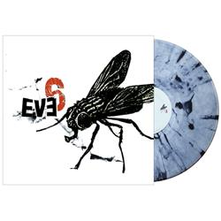 Eve 6 - Self-Titled  Clear/Black