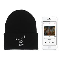Wolf Black Beanie + Zoo Digital Album