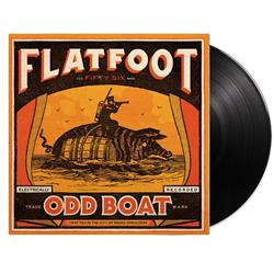 Odd Boat Black Vinyl Standard LP