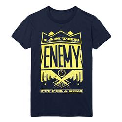 Fit For A King - Enemy Navy