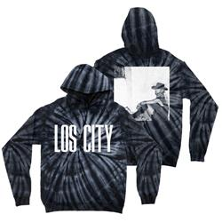 Lost City (BIG LOGO) Spider Black Tie-Dye