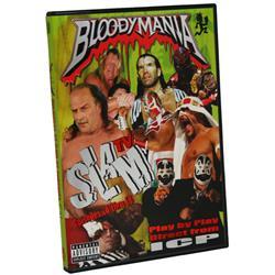 Slam TV Ep. 10-15