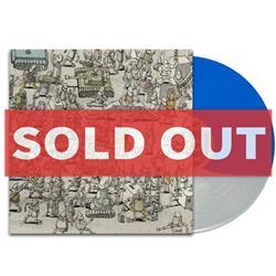 Instant Gratification Cyan Blue/Ultra Clear LP