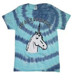 Unicorn Coral Tie Dye