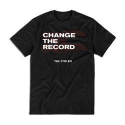 Change The Record Black