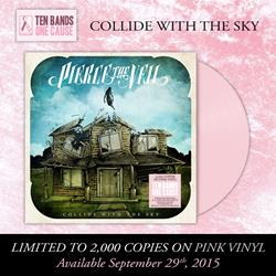 Collide With The Sky Vinyl Pink
