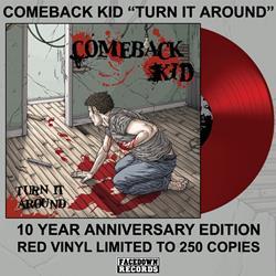 Turn It Around Red LP