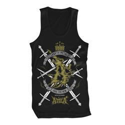 Kings Black Tank Top