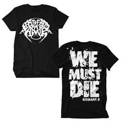 We Must Die Black * $6 Sale! Final Print! *  Final Print! $6 Sale