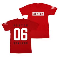 TMRW Logo Ashton Red
