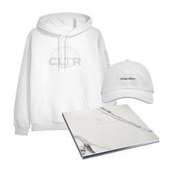 (This Is) Heaven CD + DD + White Pullover + Dad Hat