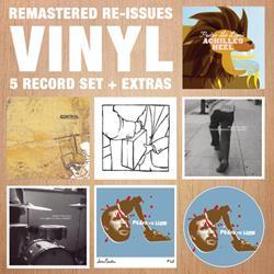 Pedro The Lion Vinyl Reissue Premium Package